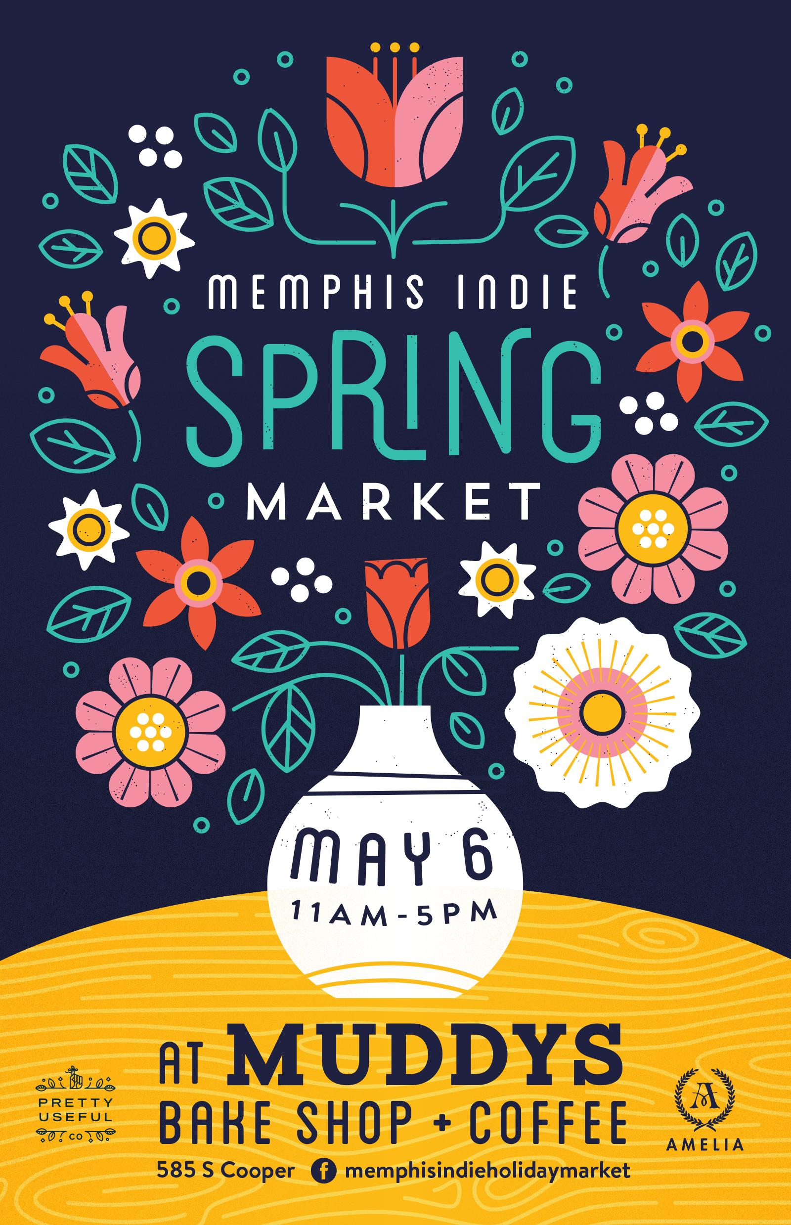 Muddy's Maker Market Spring 2018