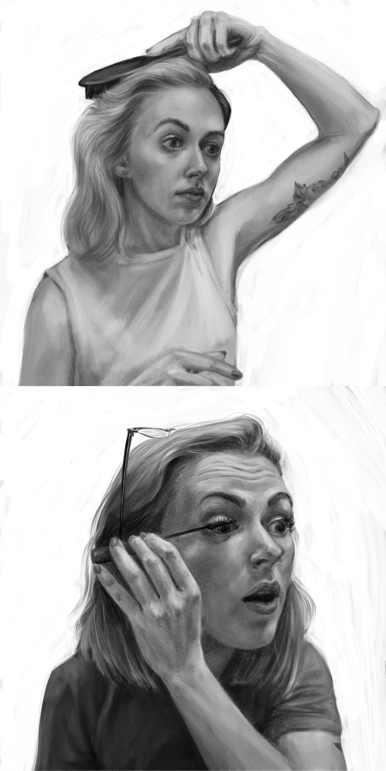 Self Portraits 01
