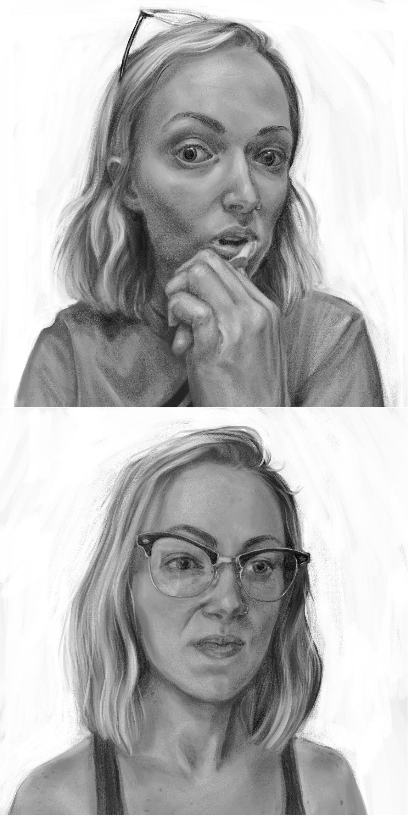 Self Portraits 02