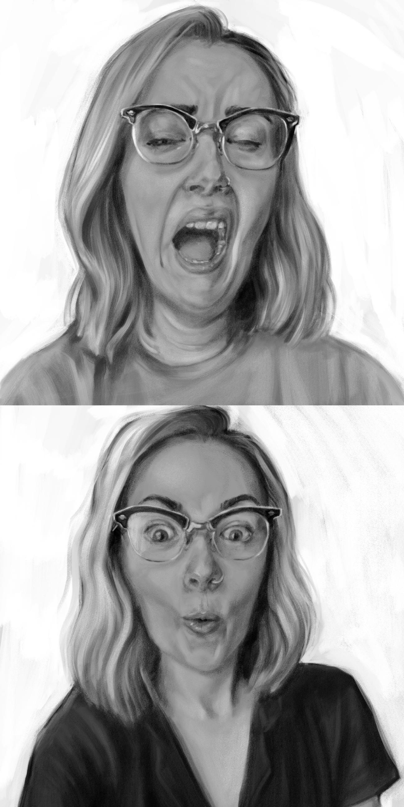 Self Portraits 03