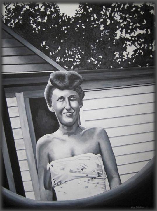 Aunt Helen 36x48