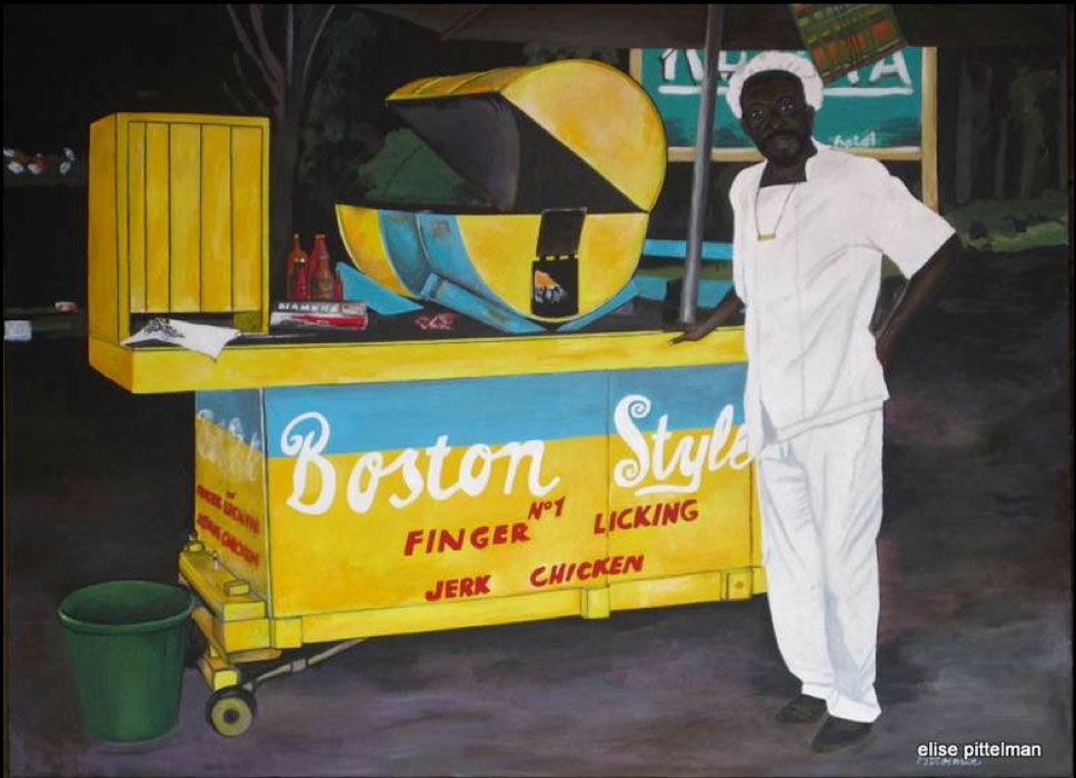 Boston Style 24x30