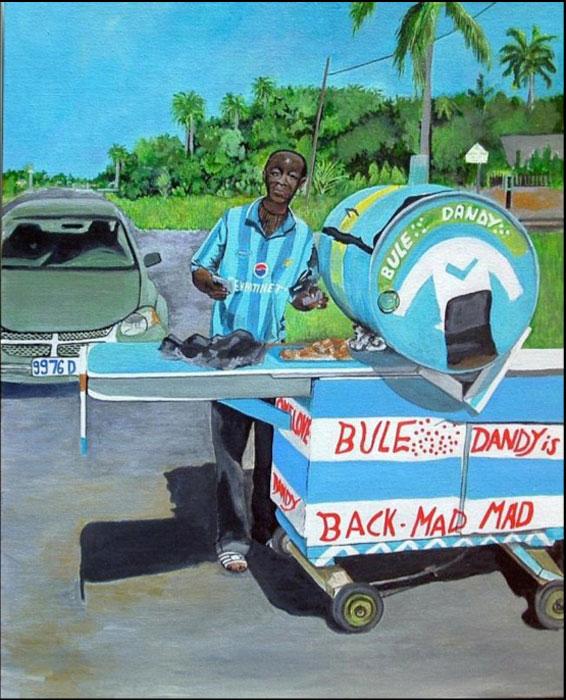 Bule Dandy (sold)