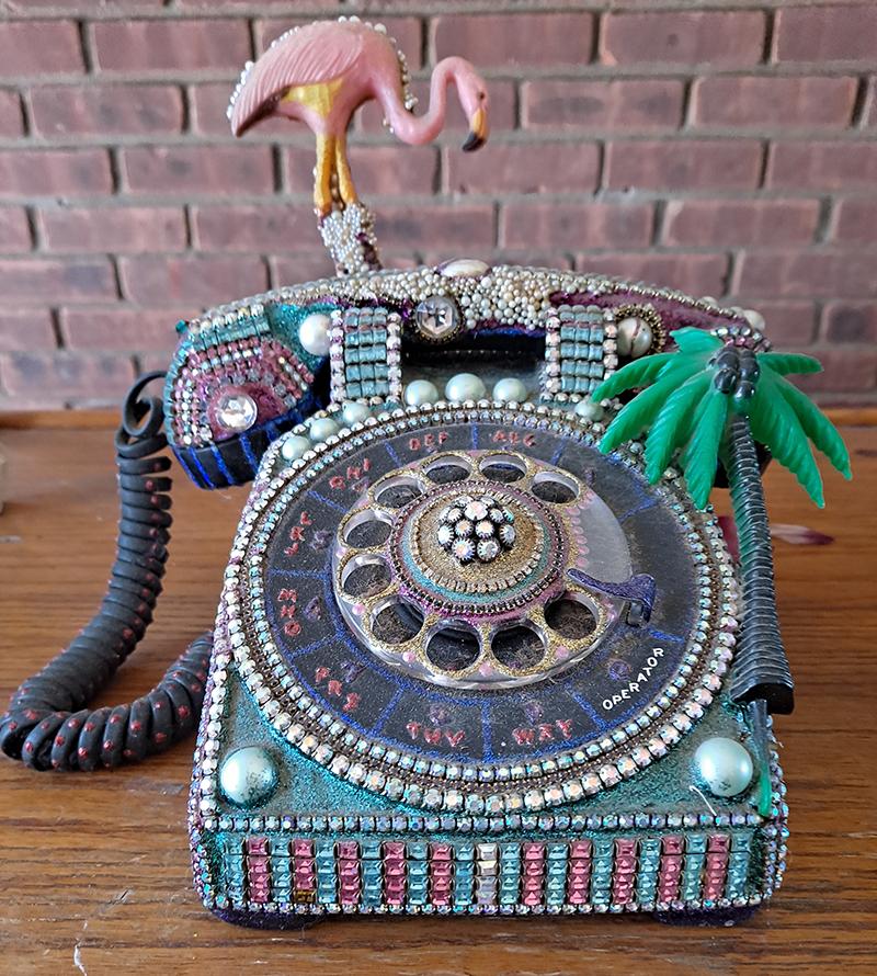 Flamingo Telephone