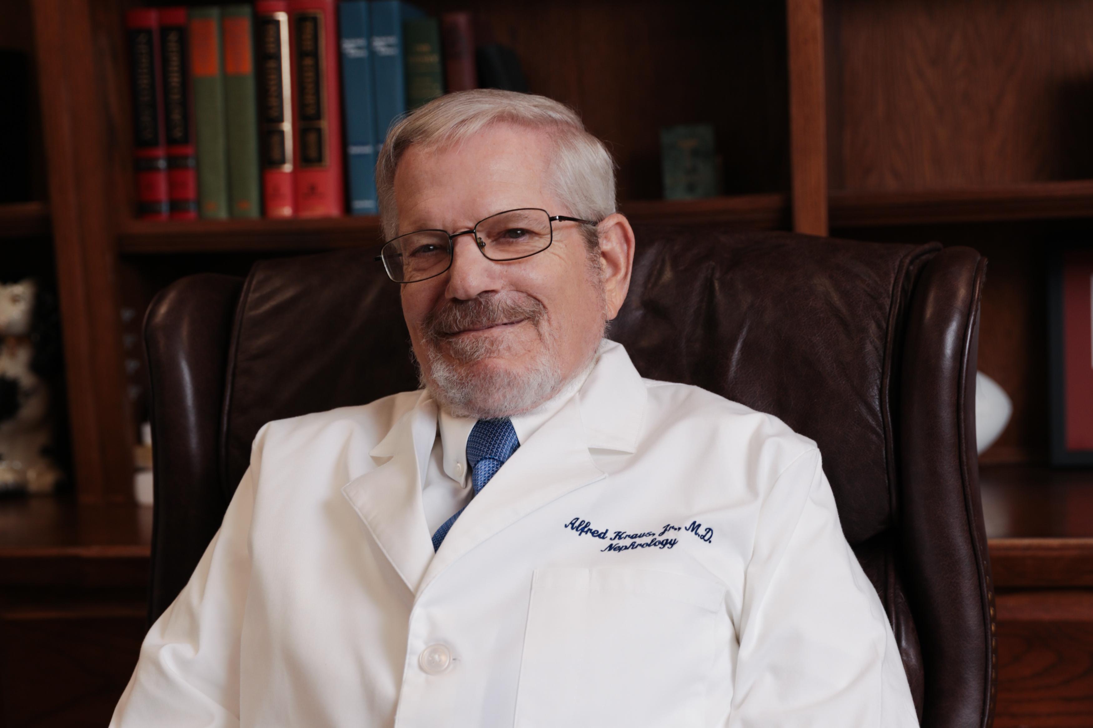 Alfred P. Kraus, Jr., MD
