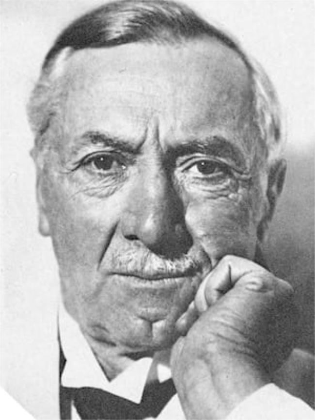 Portrait of Dr. Carl Schlatter