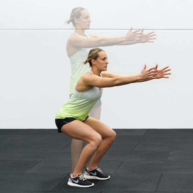 Strength training for Osgood Schlatters