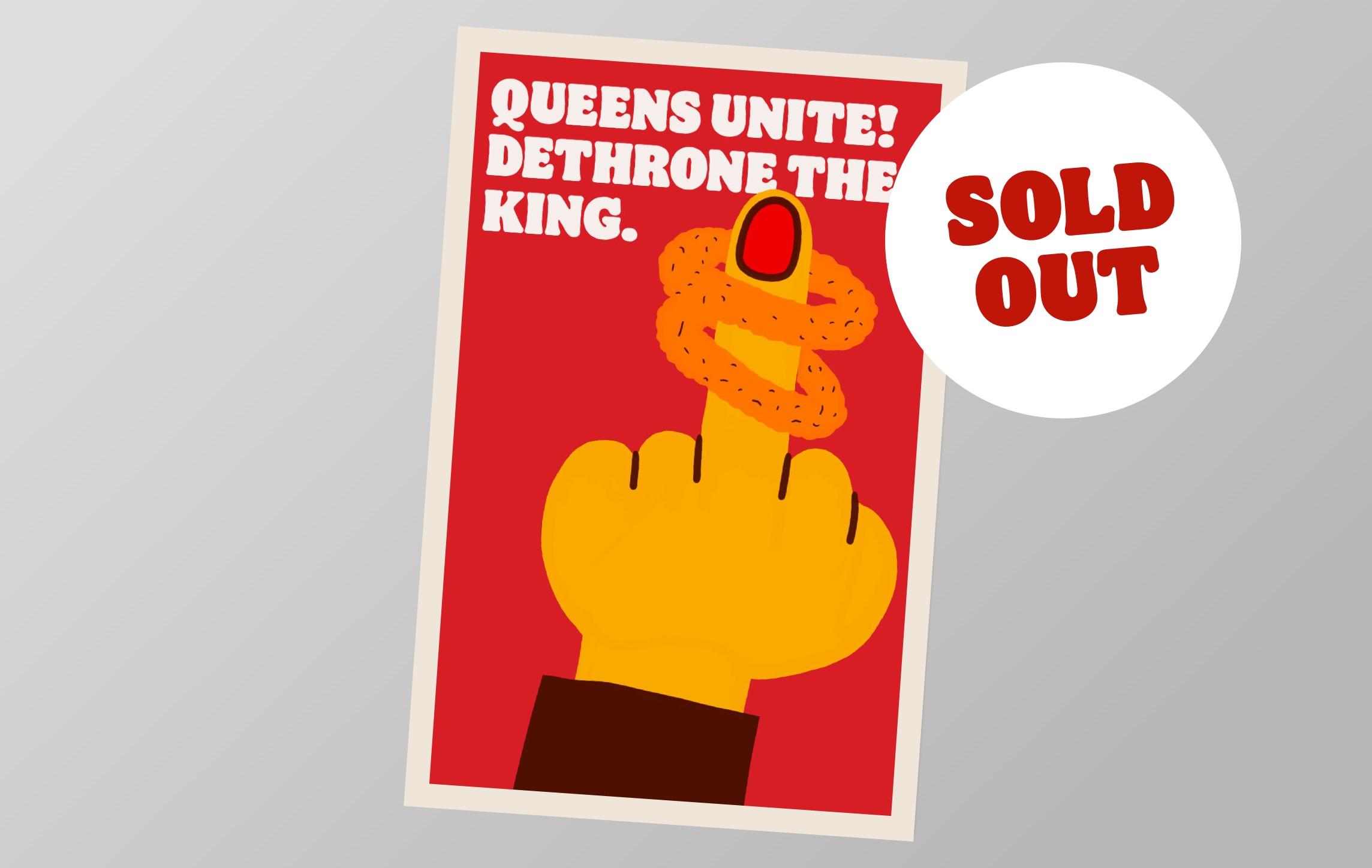 Queens Unite Poster