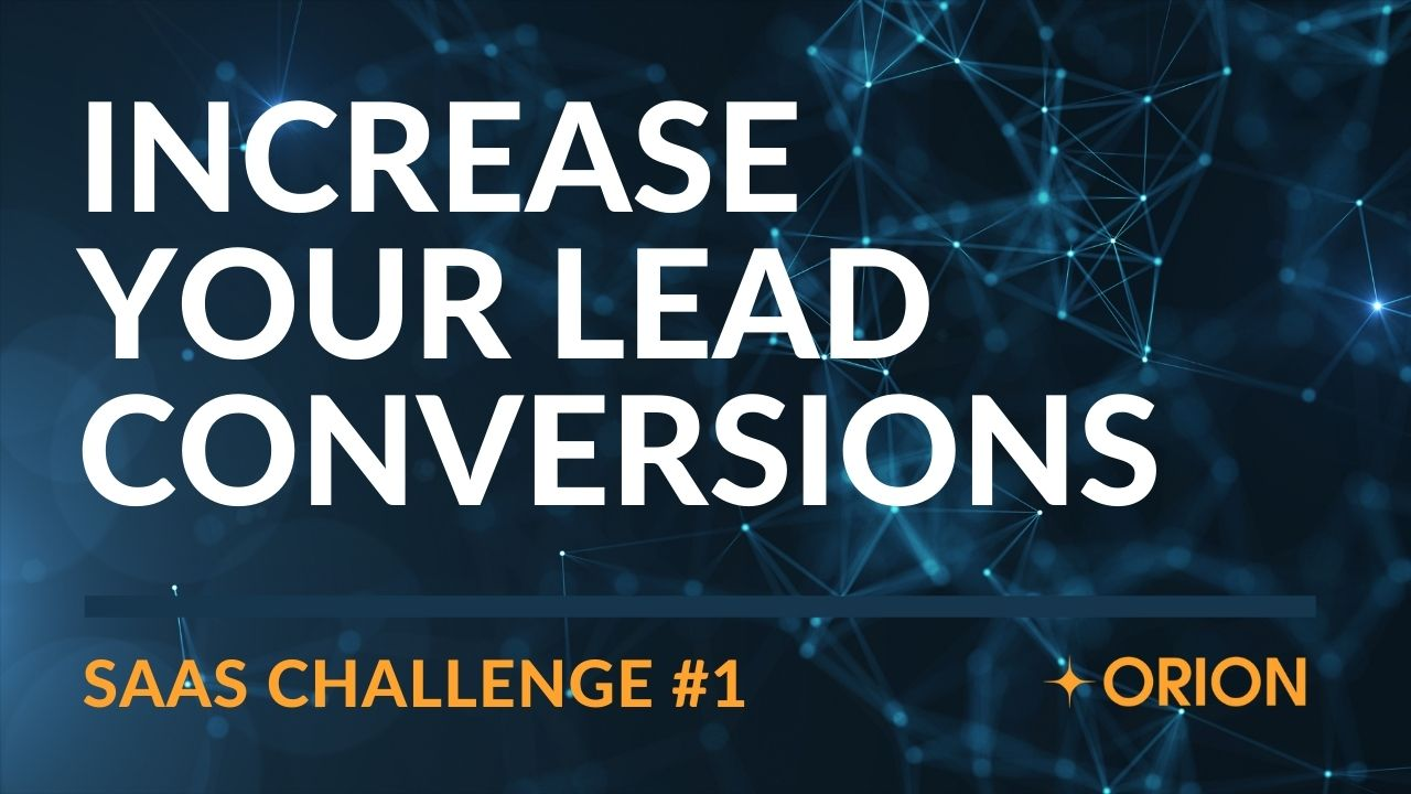 how to increase lead conversions