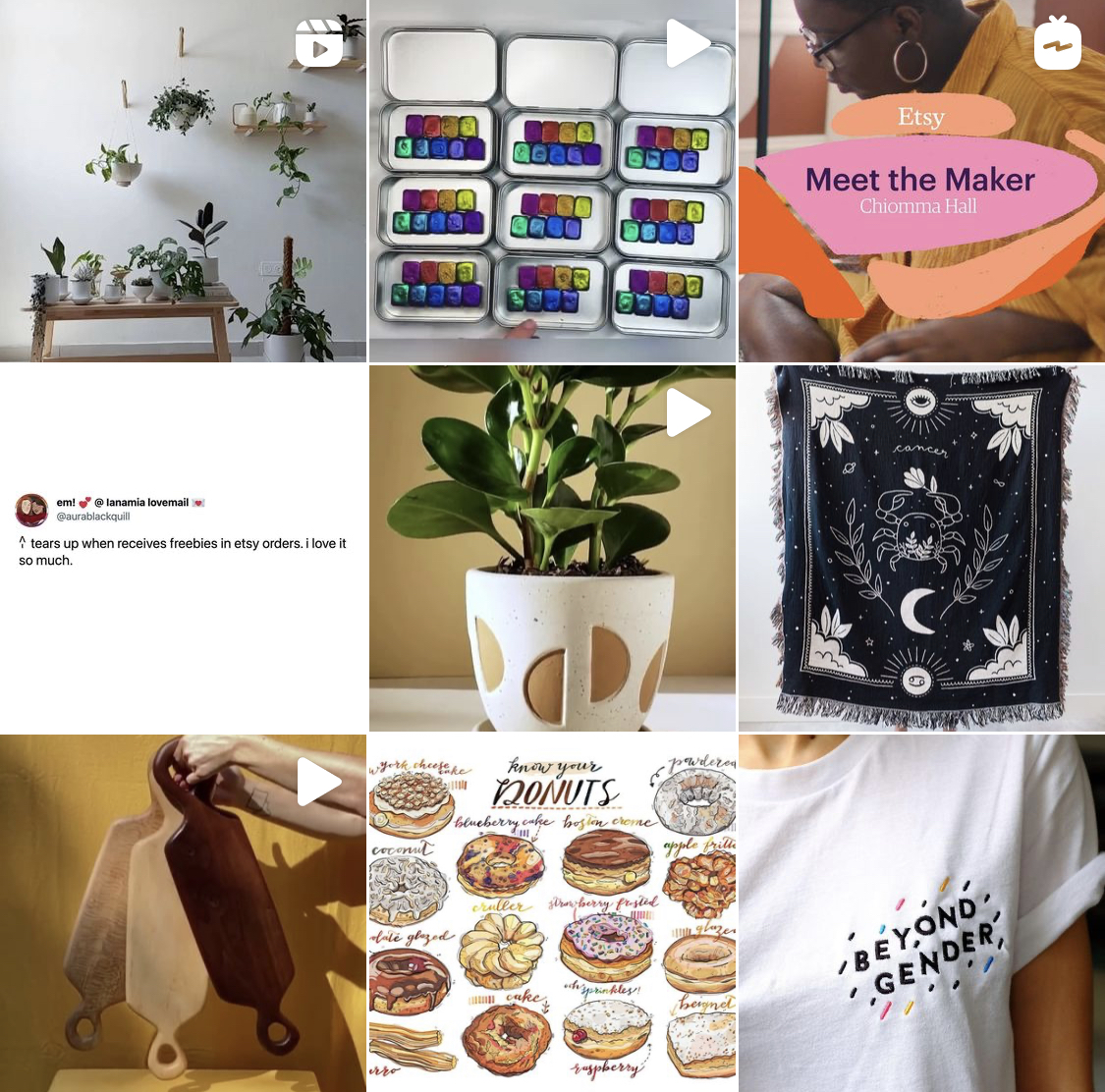 Social Media Marketing For eCommerce Businesses Example