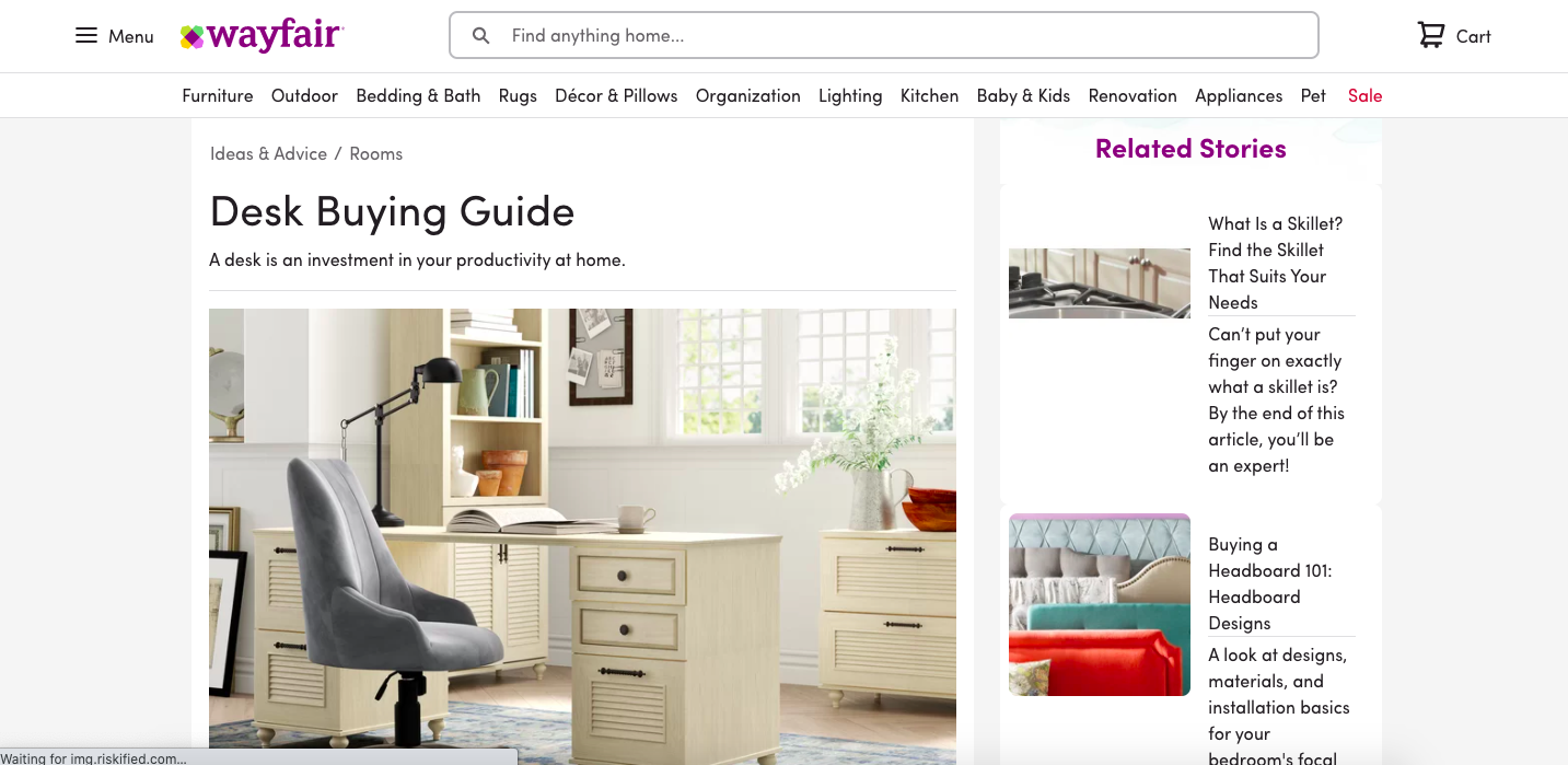 Buying Guides For Product Features Example