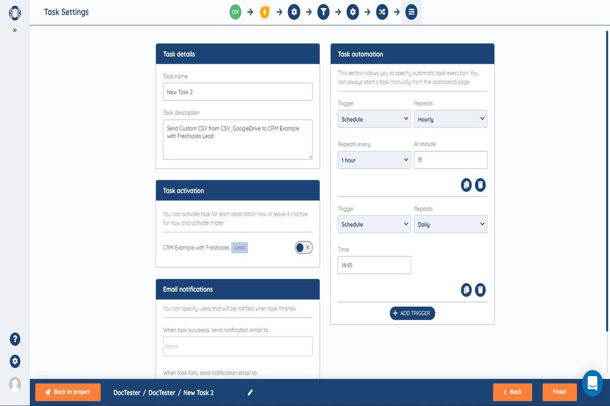 SyncSpider - Auto-sync Products And Order From Multiple eCommerce Channels Example