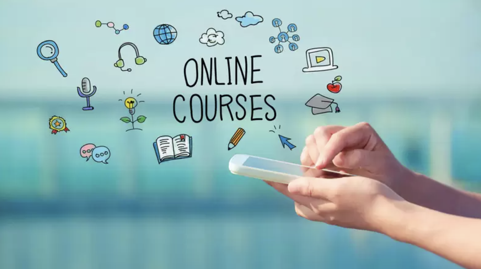 marketing strategies for online course