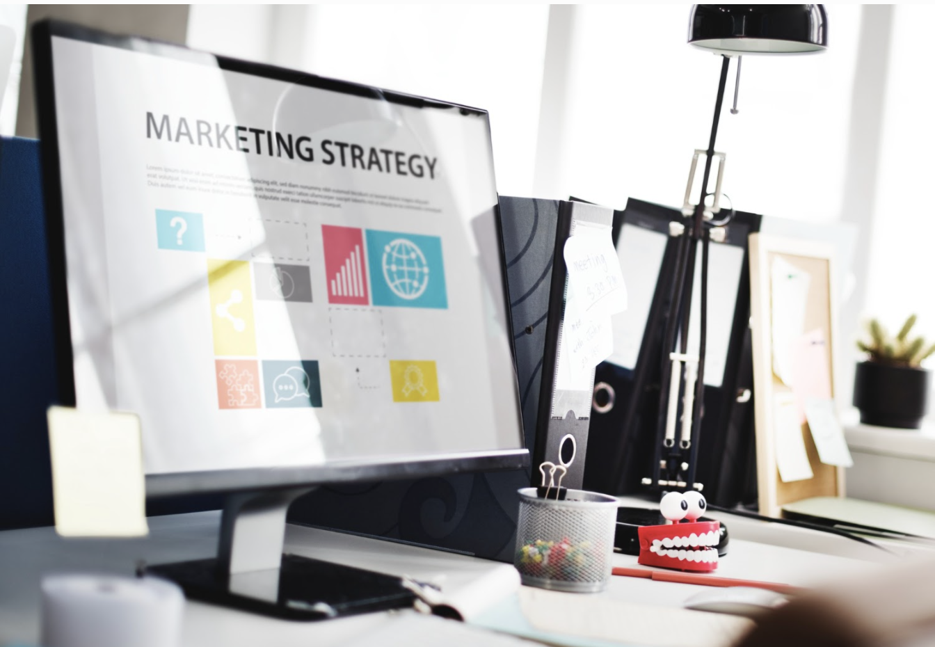 marketing for a service business