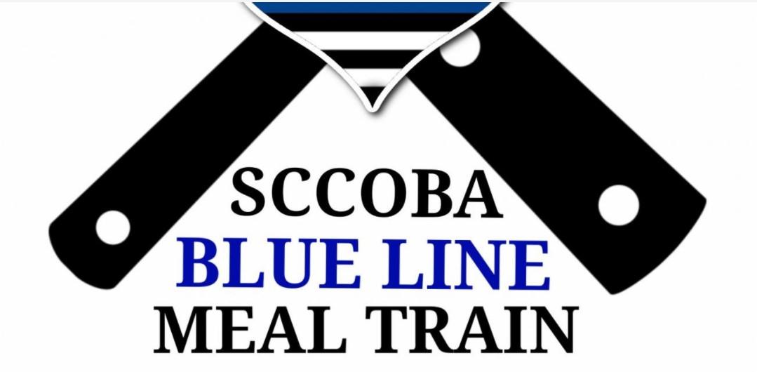 SCCOBA's Blue Line Meal Train