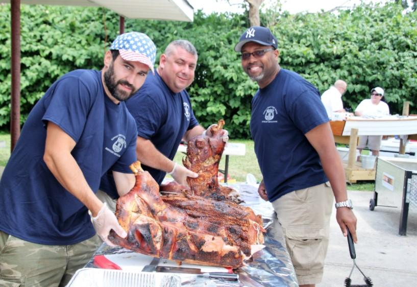 SCCOBA 3rd Annual 10-13 Charity BBQ