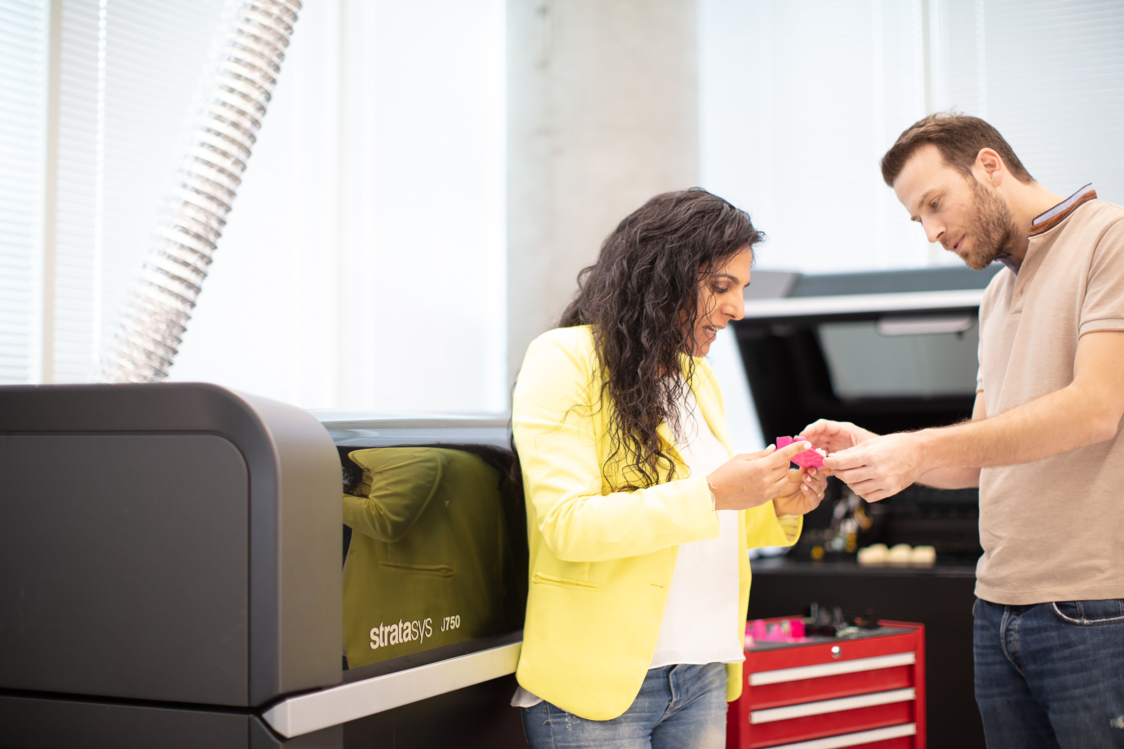 Stratasys launches the J750™ Digital Anatomy™ 3D Printer