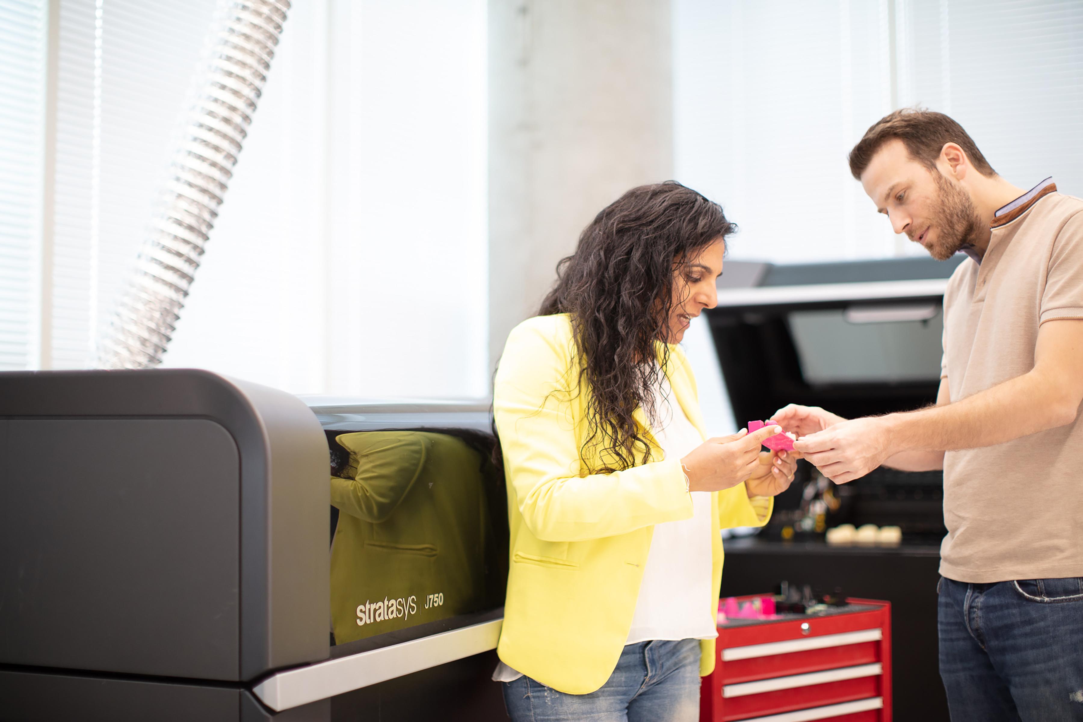 Stratasys launches the J750™ Digital Anatomy™ 3D Printer