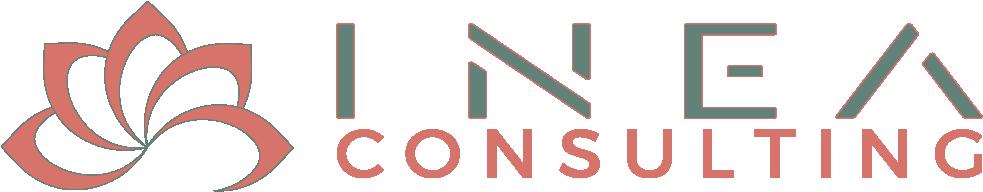 Logo clickable Ineaconsulting.  Amène à la page d'accueil