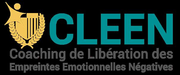 Logo CLEEN coaching de libération des empreintes émotionnelles négatives