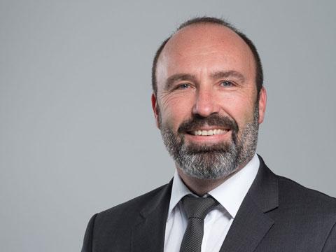 Portrait de Monsieur Christophe Magnin.