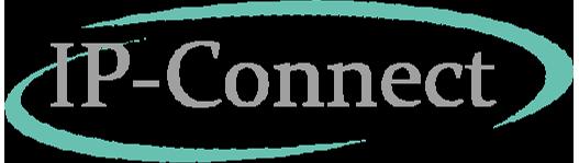 Logo IP-Connect. Lien vers le site internet ipconnect.ch