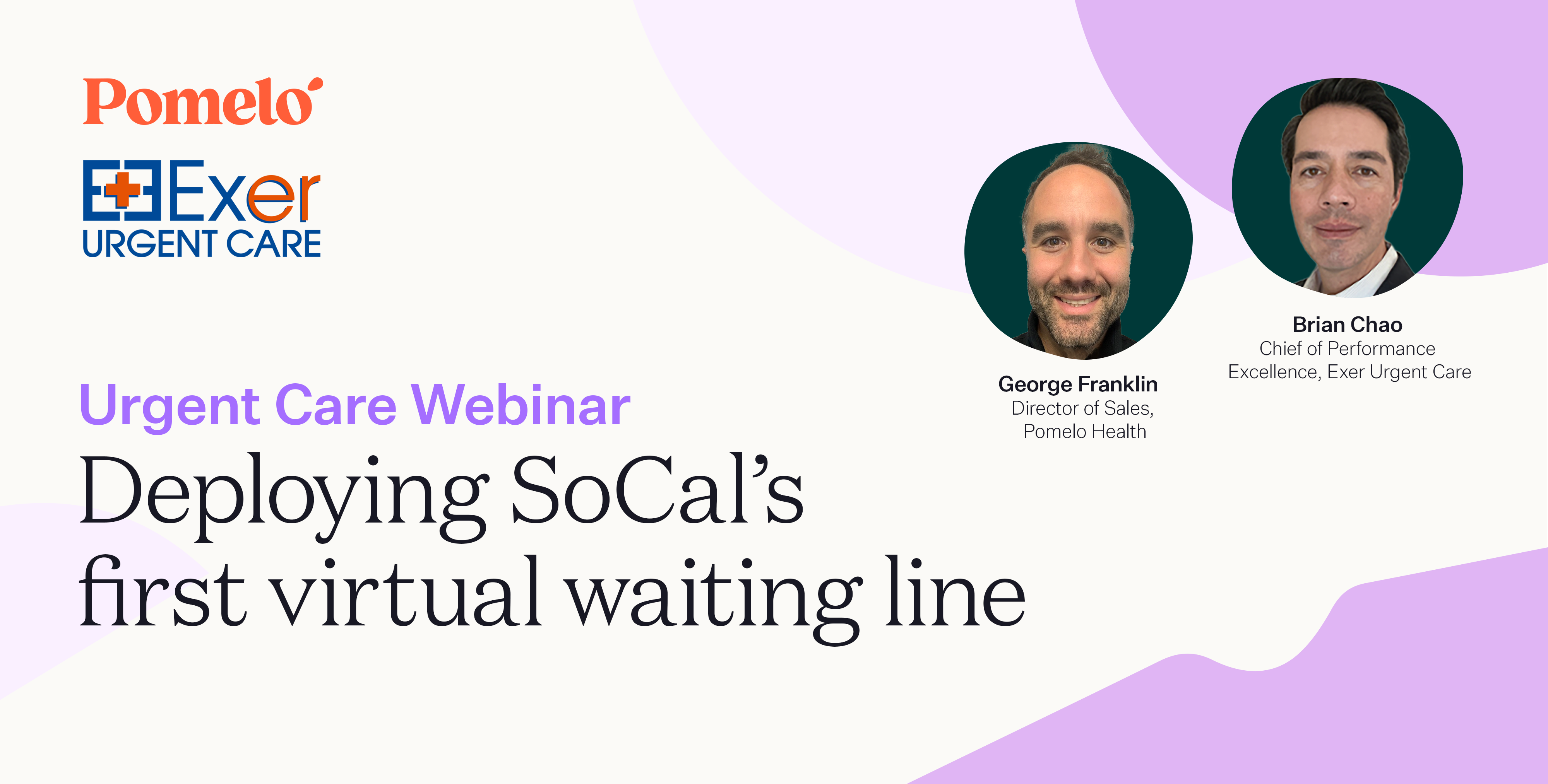 Implementing a Virtual Waiting Room - Webinar by Pomelo Health Canada