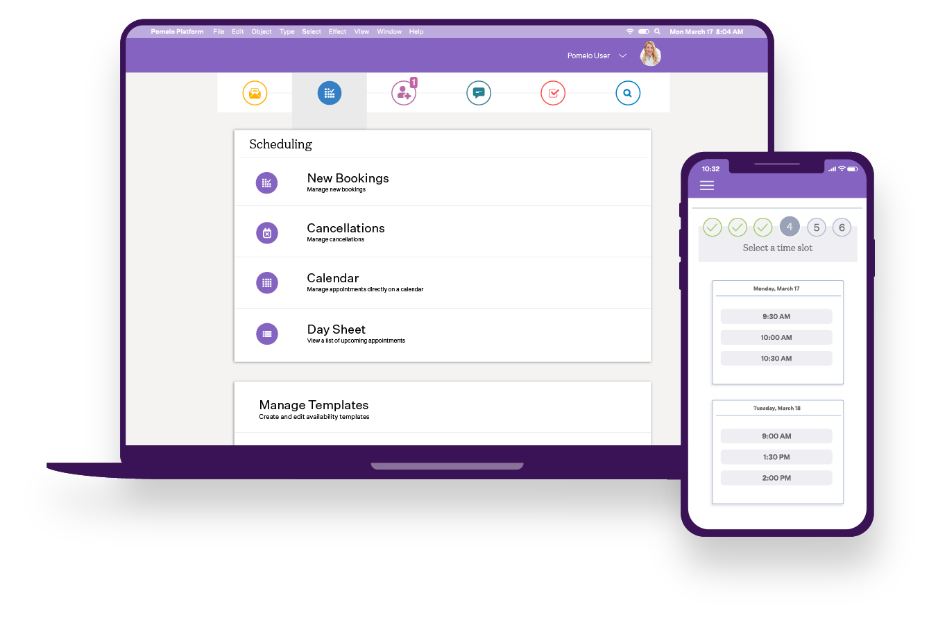 Patient Engagement Software by Pomelo Health Canada