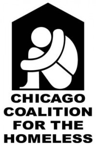 Chicago Coalition for the Homeless logo