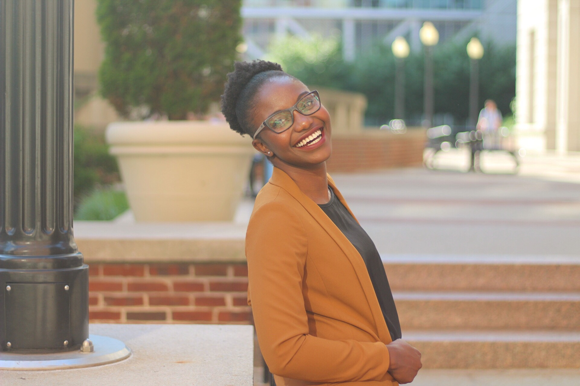 The Power of Belief - One Student's Transformational Journey From Haiti to San Francisco