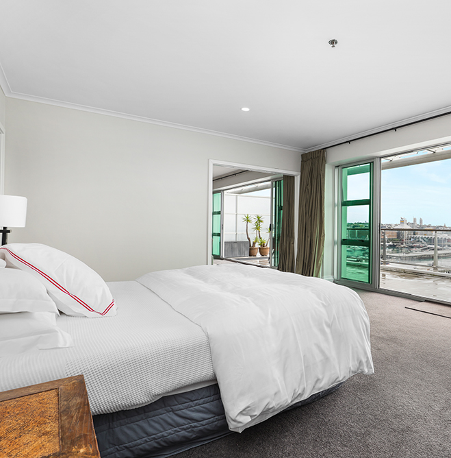 Superior Harbourside Three Bedroom