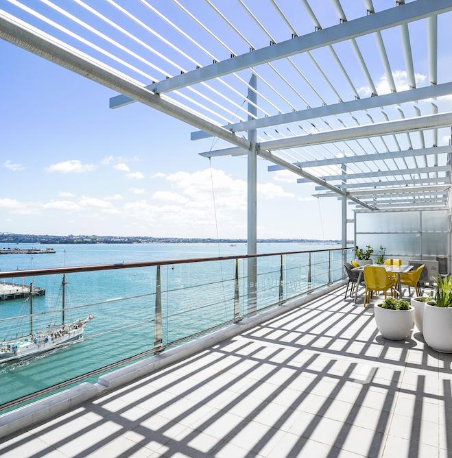 Luxury Harbourside Two Bedroom