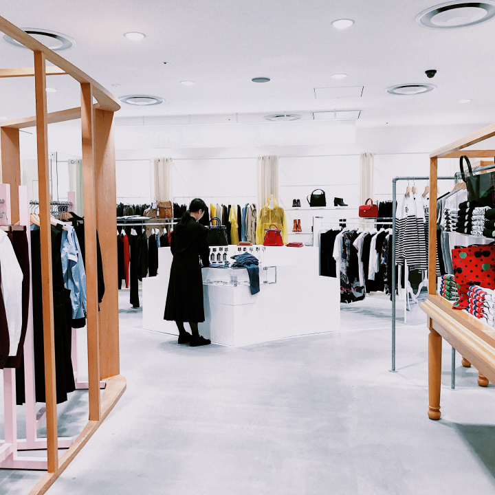 Reinvent your customer shopping experience.