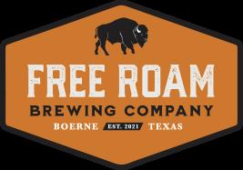 Free Roam Logo Orange