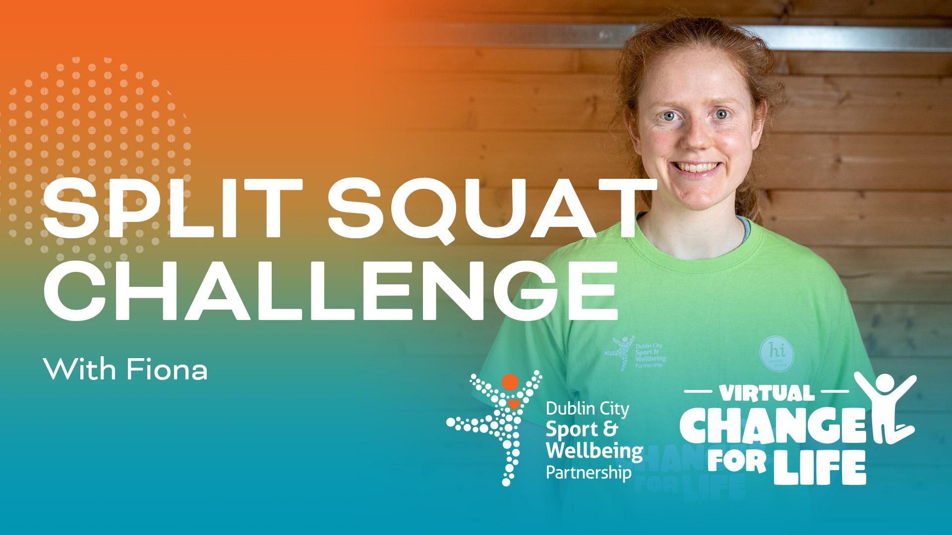 Split Squat Challenge