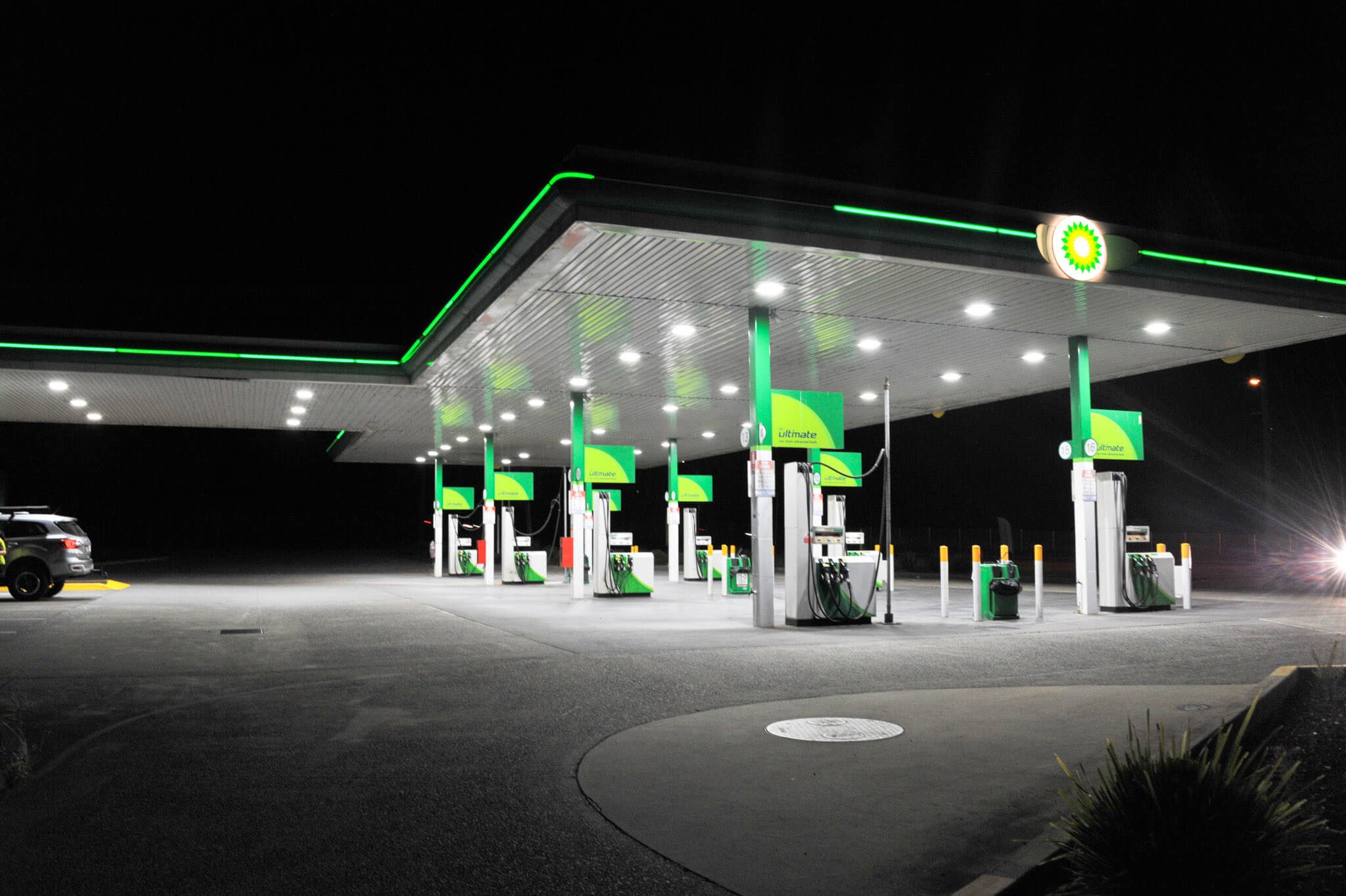 BP Exterior