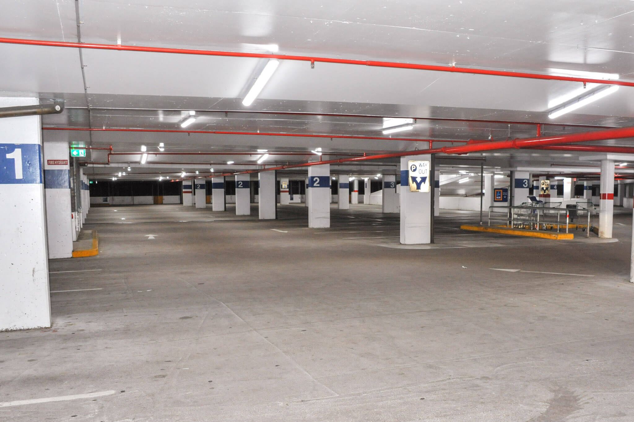 Jesmond Central Shopping Centre