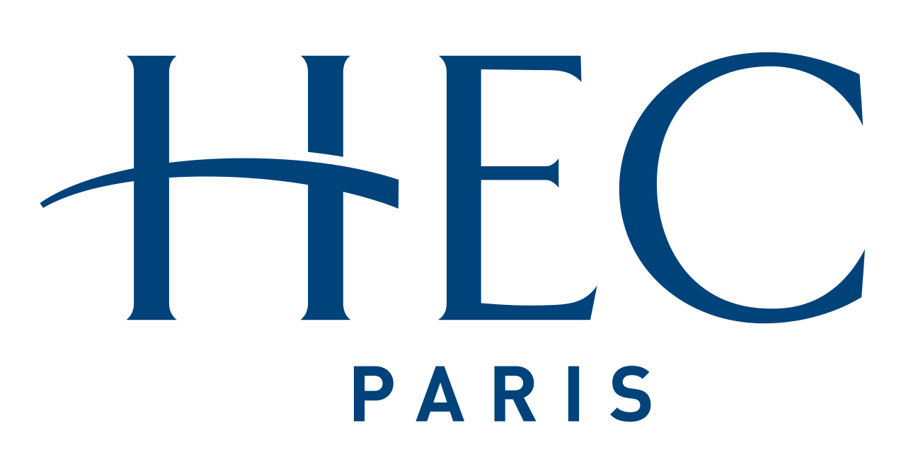 Logo incubateur de startups HEC Paris