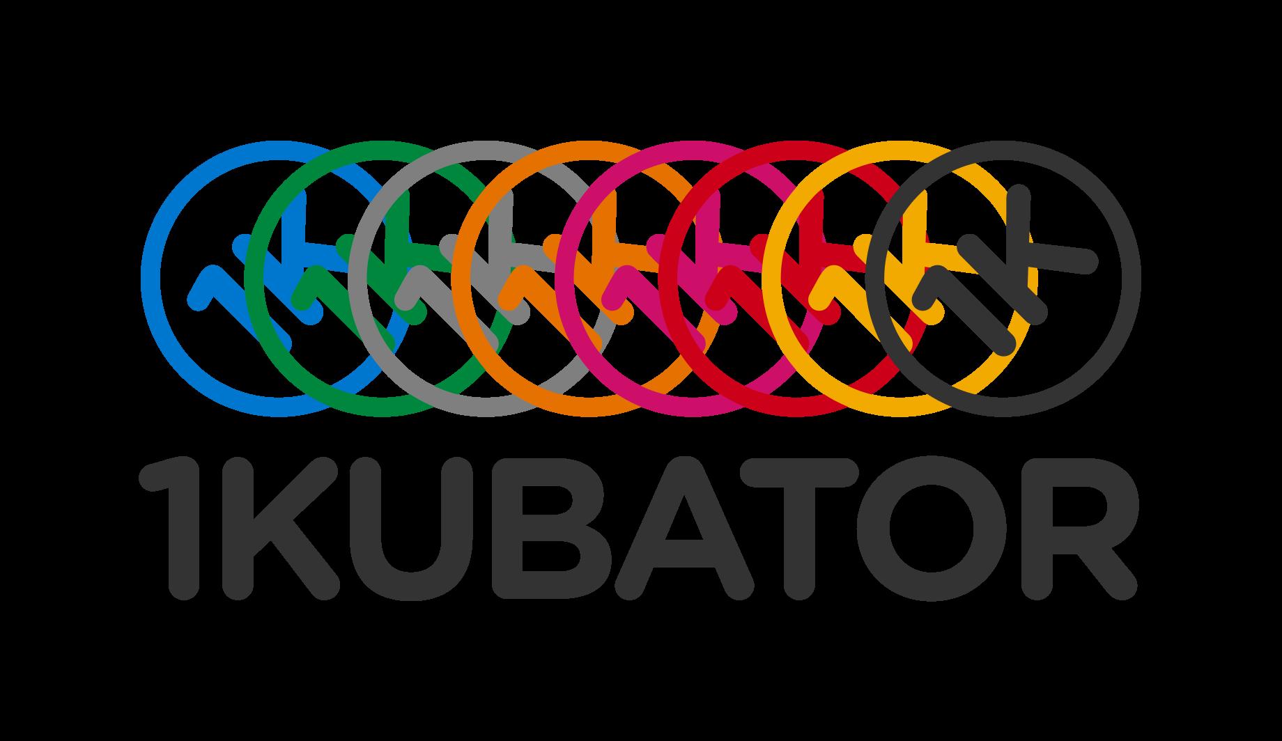 Logo incubateur de startups 1kubator