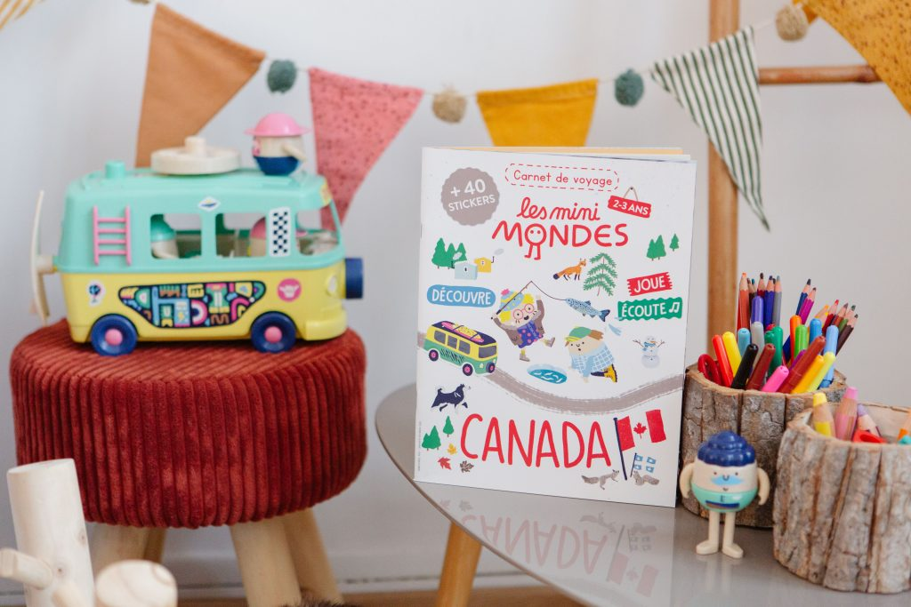 Les Mini Mondes jouets et magazines eco-responsables pour enfants