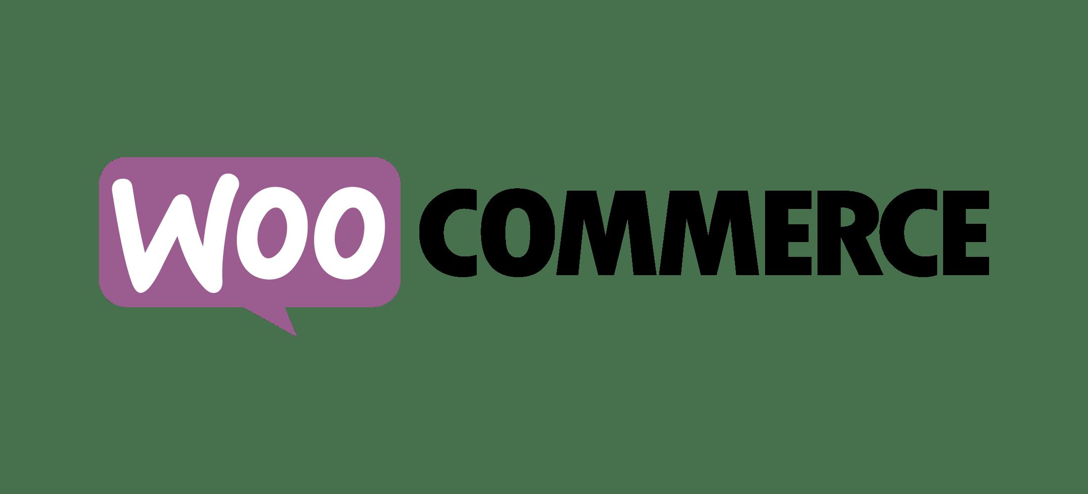 Logo Woo-commerce