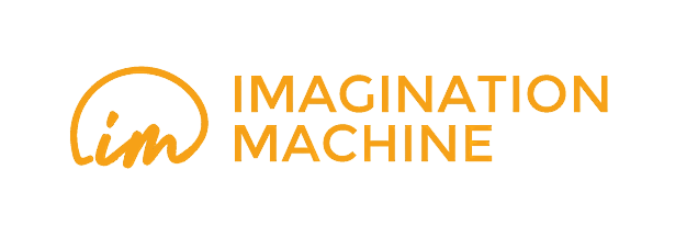 Logo Imagination machine