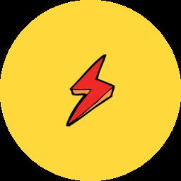 Logo marketing flow grand