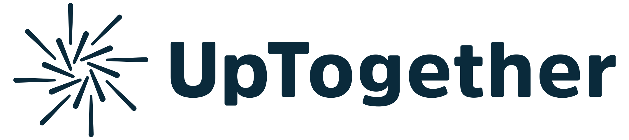Logo uptogether startup à impact positif