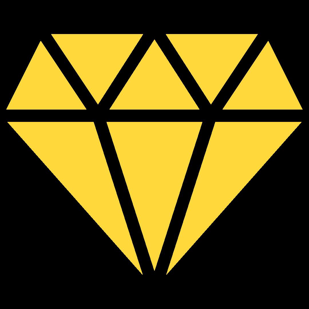 icone  diamant