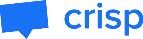 logo crisp