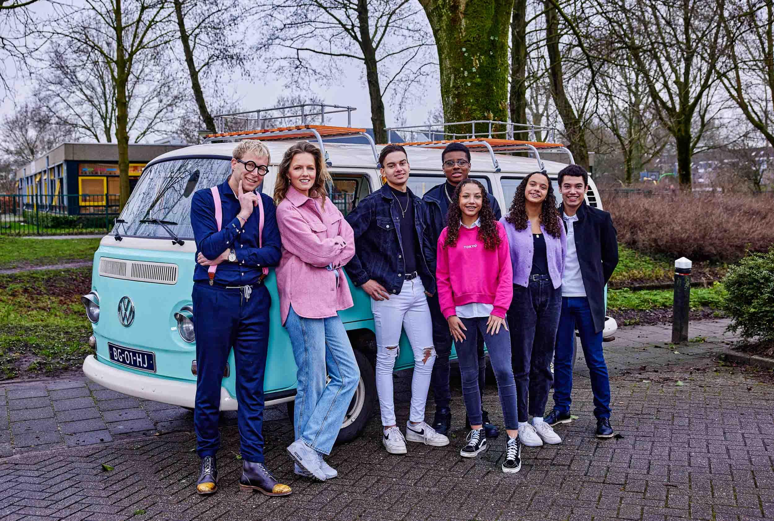 Kinderen Kopen een Huis - SBS6 televisieprogramma - Geert Klaver van Klaver Makelaardij