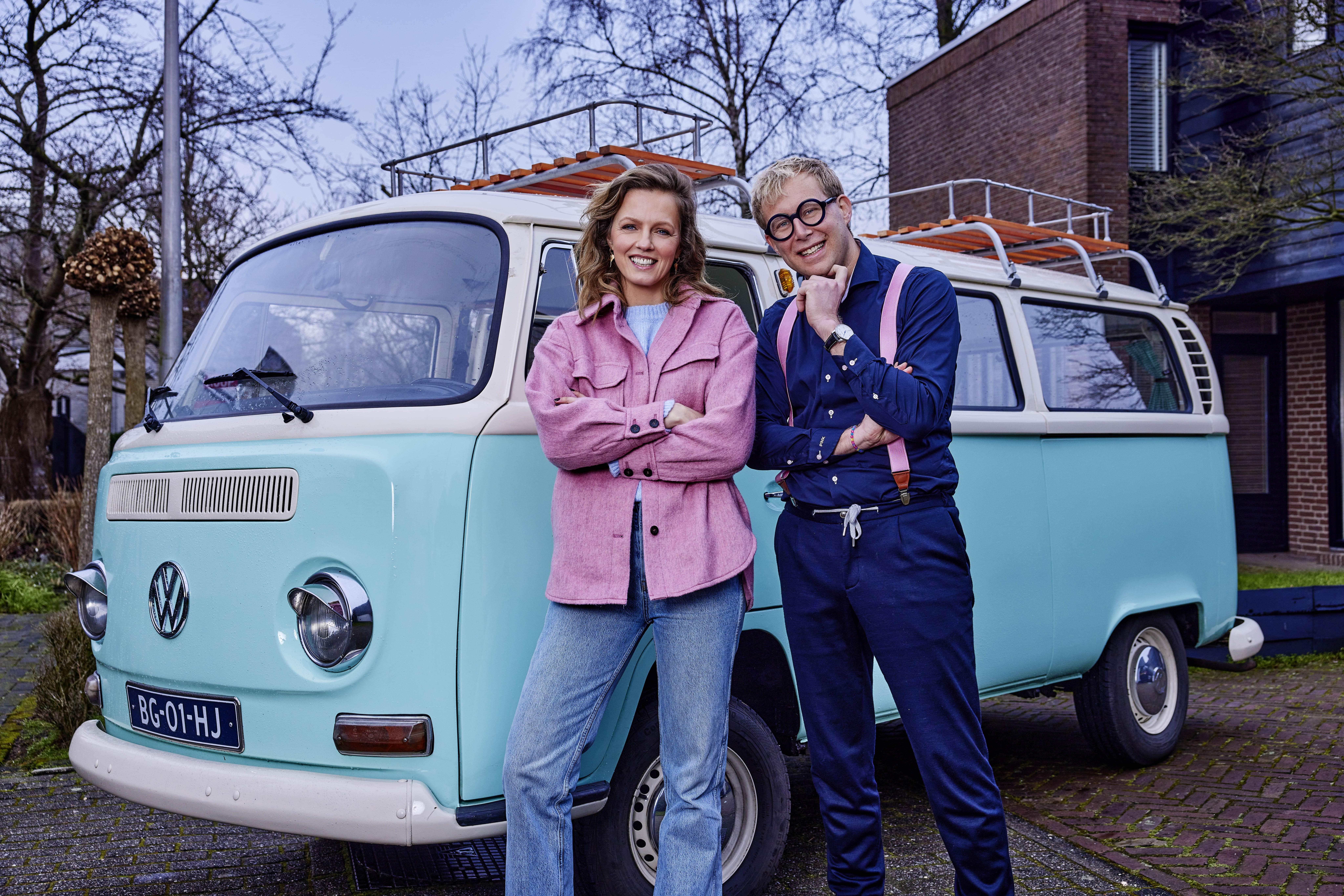 Leonie ter Braak en Geert Klaver kopen huizen met pubers: 'Ze zijn loyaal en tegelijk behoorlijk egocentrisch'