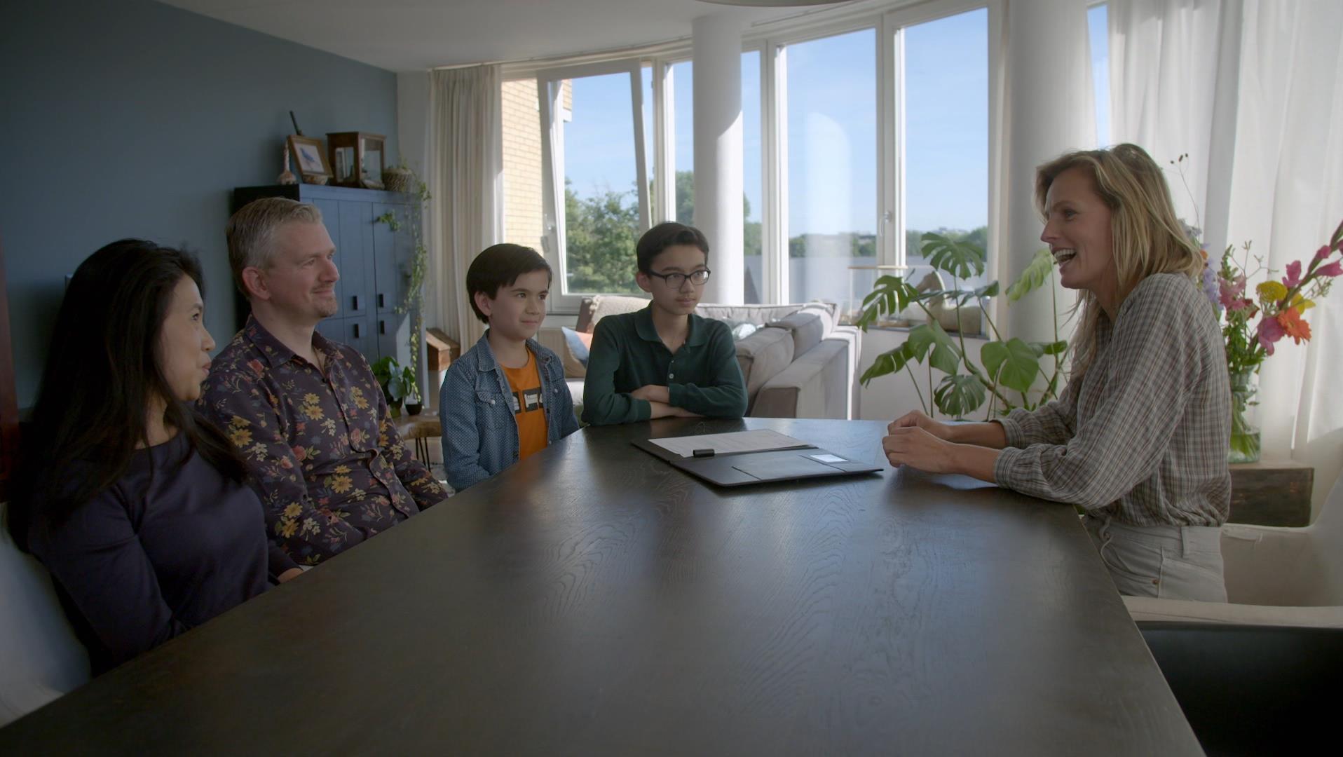 Aflevering 6 - Kinderen kopen een huis