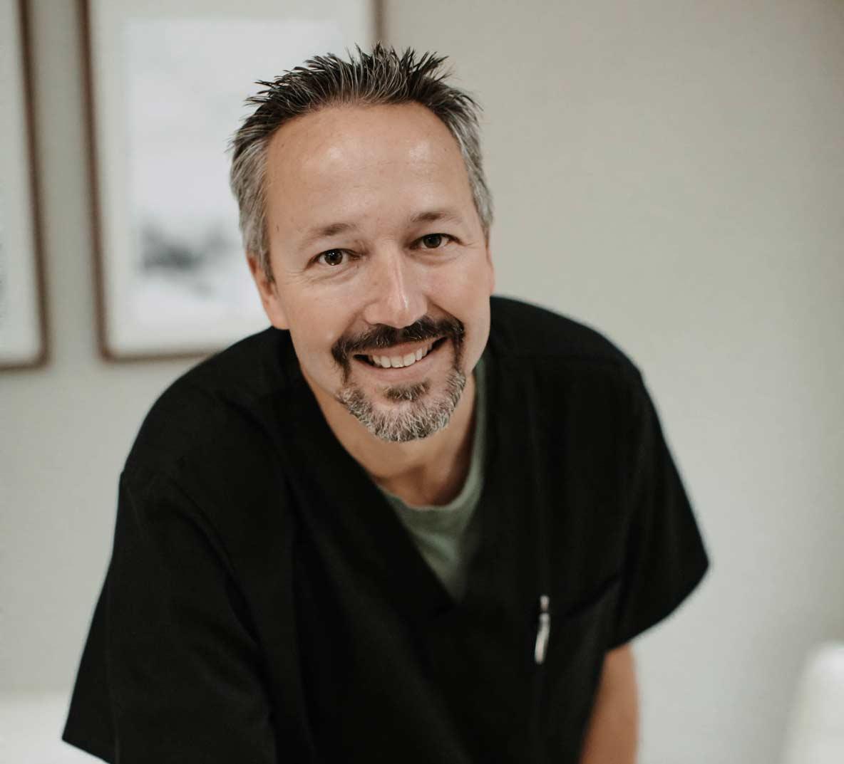Photo of Gulf Breeze Florida dentist Dr. Matthew Banks